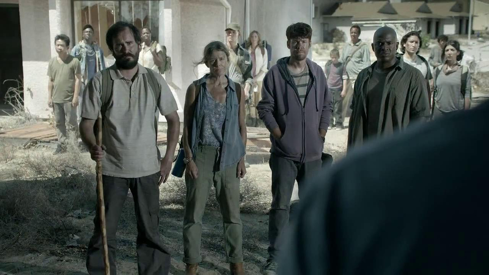 Hyundai TV Spot, 'The Walking Dead Chop ShopSpeech' - Screenshot 8