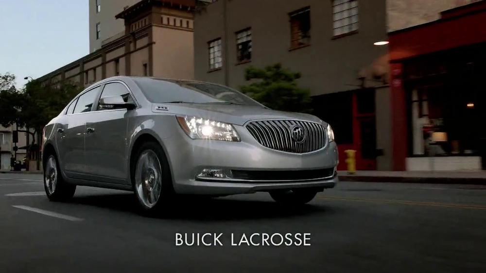 2014 buick lacrosse commercial music autos post. Cars Review. Best American Auto & Cars Review