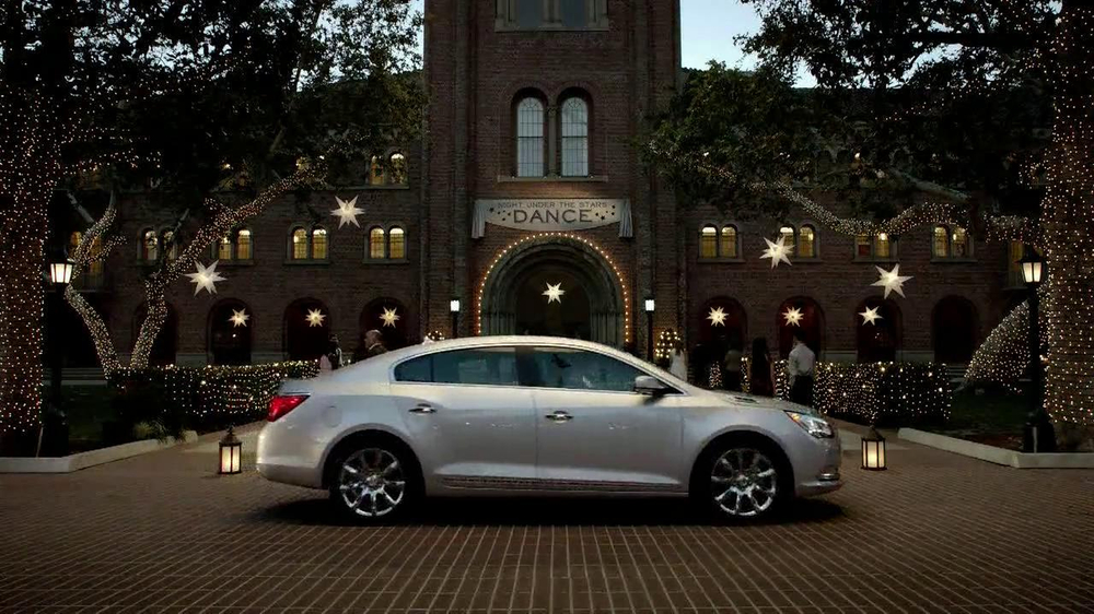 buick lacrosse tv commercial 39 school dance 39. Cars Review. Best American Auto & Cars Review