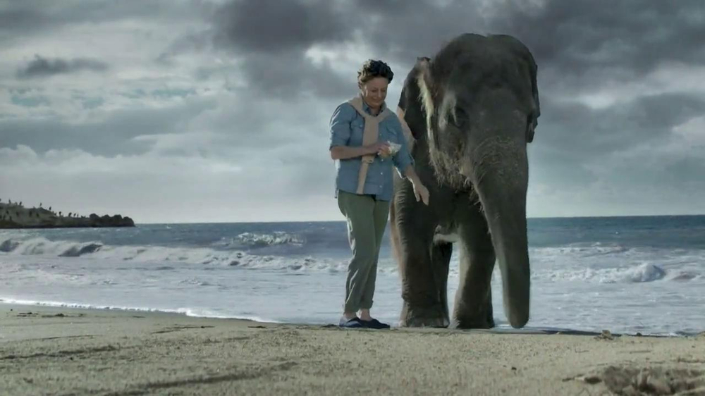 Spiriva TV Spot, 'Beach' - Screenshot 5