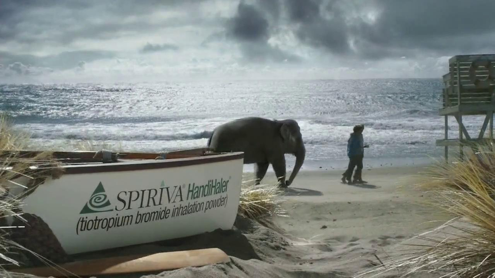 Spiriva TV Spot, 'Beach' - Screenshot 6