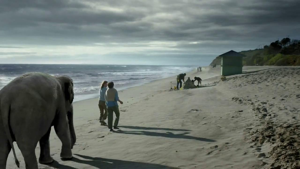 Spiriva TV Spot, 'Beach' - Screenshot 9