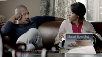 Chase Freedom TV Spot, 'Salad Bowl Set'