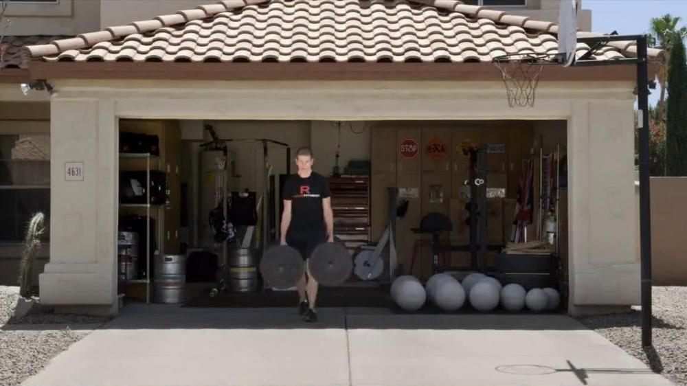 Rogue fitness tv spot street parking ispot