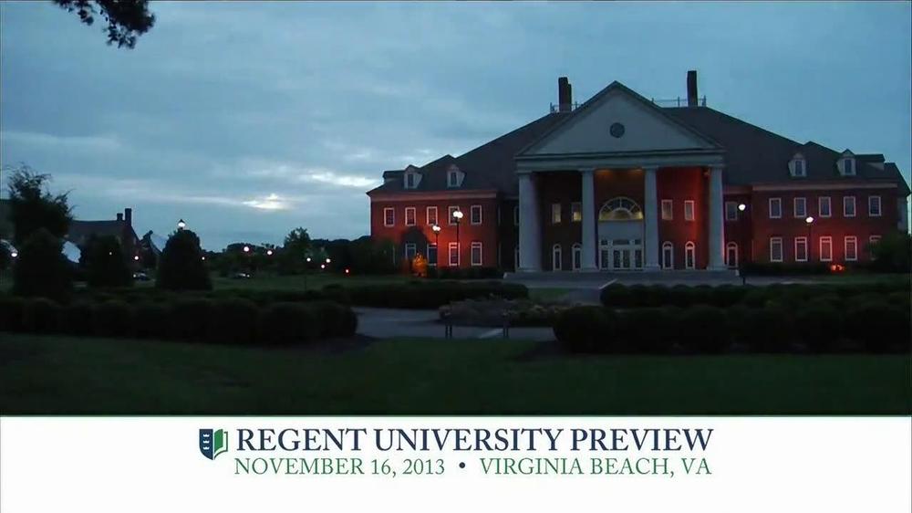 Regent University Campus Tour