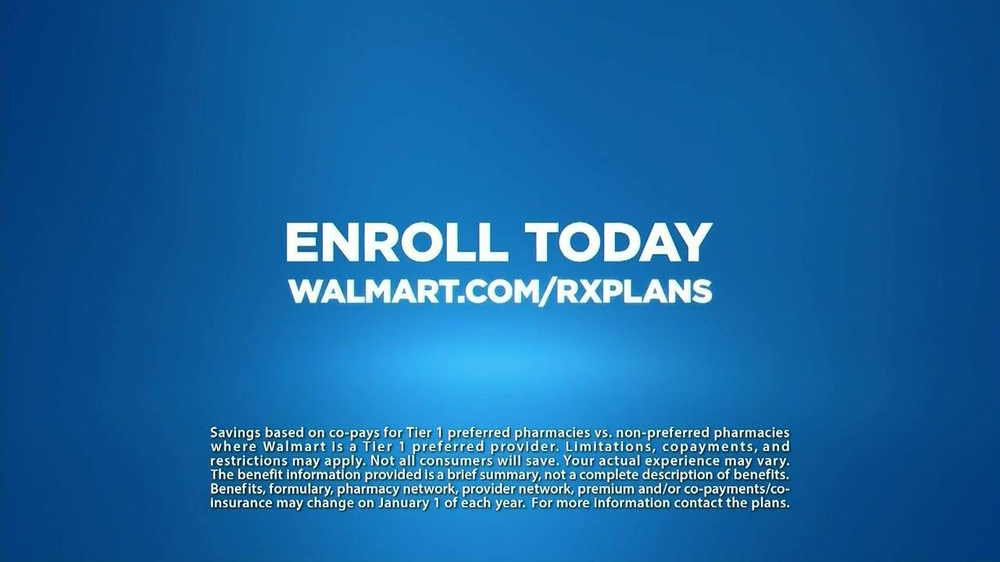 Walmart RX Plans TV Spot - Screenshot 10