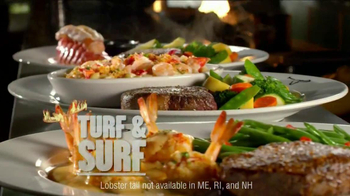 Longhorn Steakhouse Turf & Surf TV Spot