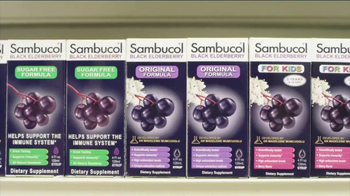 Sambucol TV Spot, 'Immunities'