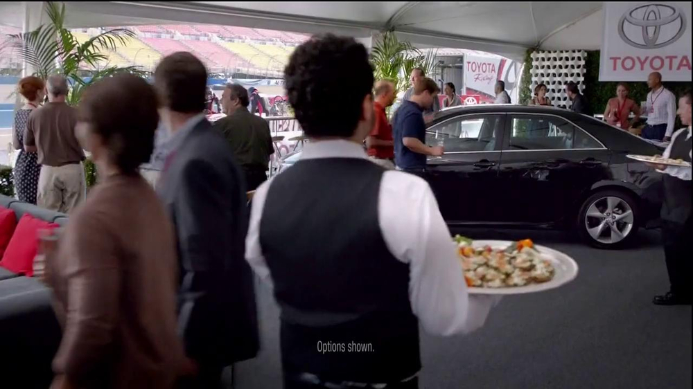Toyota Camry SC TV Spot Featuring Craig T. Nelson - Screenshot 1