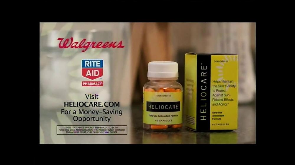 HelioCare Anti-Aging TV Spot - Screenshot 10