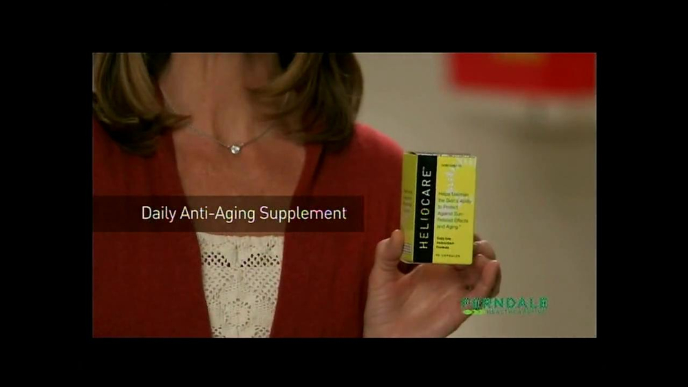 HelioCare Anti-Aging TV Spot - Screenshot 6