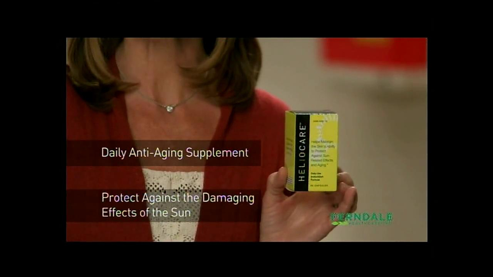 HelioCare Anti-Aging TV Spot - Screenshot 7