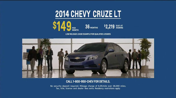 2014 Chevrolet Cruze LT TV Spot, 'Crazy' - Thumbnail 8