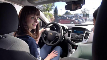 2014 Chevrolet Cruze LT TV Spot, 'Crazy' - Thumbnail 5