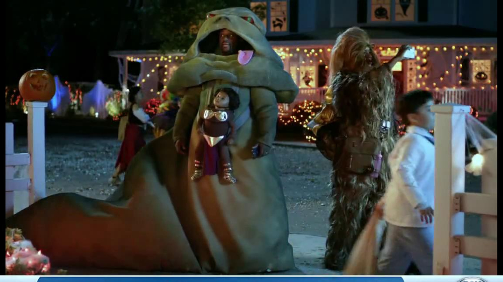 Verizon TV Spot, 'Star Wars Halloween' - Screenshot 2