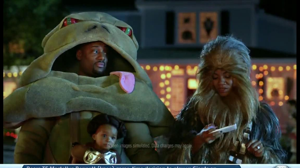 Verizon TV Spot, 'Star Wars Halloween' - Screenshot 3