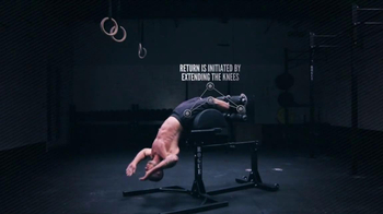 Reebok Crossfit TV Spot, 'Abs and Handwalkers' thumbnail