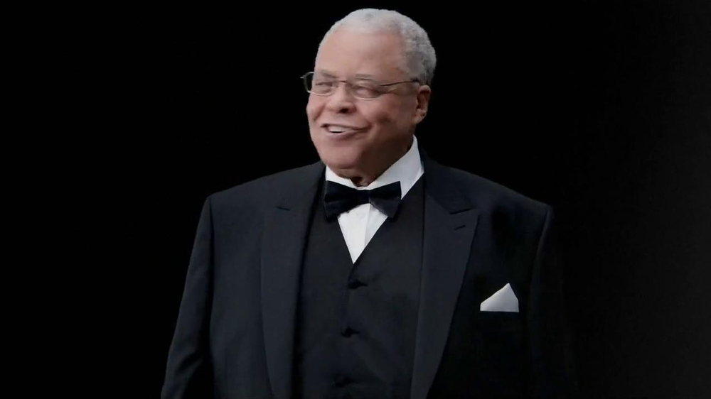 Sprint TV Spot, 'Jenna's Facebook' Ft. James Earl Jones & Malcom McDowell - Screenshot 5