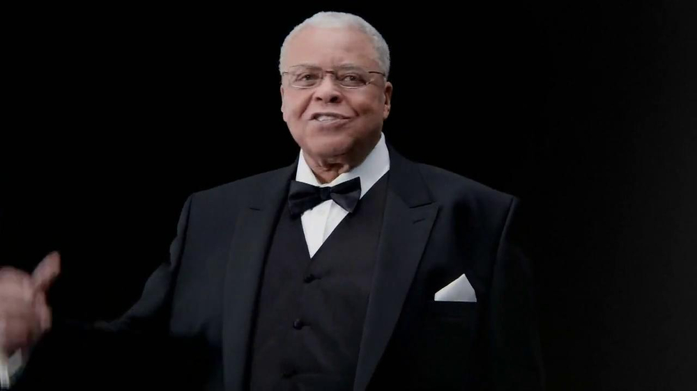 Sprint TV Spot, 'Jenna's Facebook' Ft. James Earl Jones & Malcom McDowell - Screenshot 6