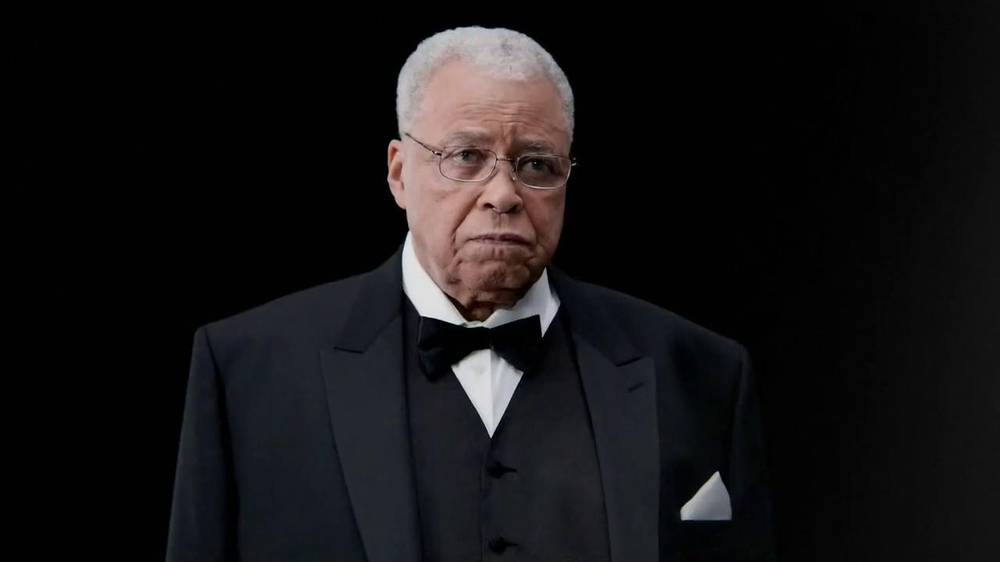 Sprint TV Spot, 'Jenna's Facebook' Ft. James Earl Jones & Malcom McDowell - Screenshot 7