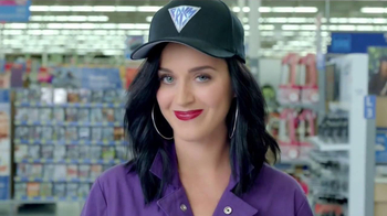 Walmart TV Spot Featuring Katy Perry
