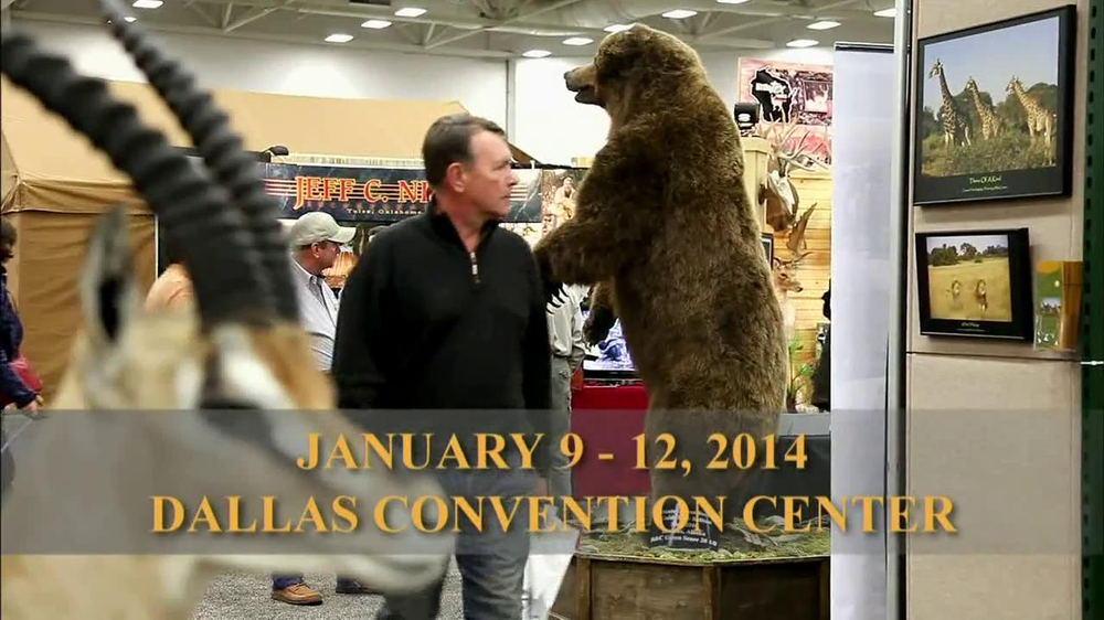 Dallas Safari Club Generations Convention & Sporting Expo TV Spot, 'Big' - Screenshot 4