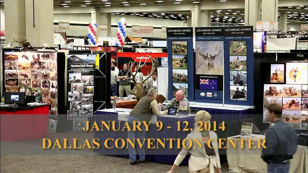 Dallas Safari Club Generations Convention & Sporting Expo TV Spot, 'Big' - Screenshot 5