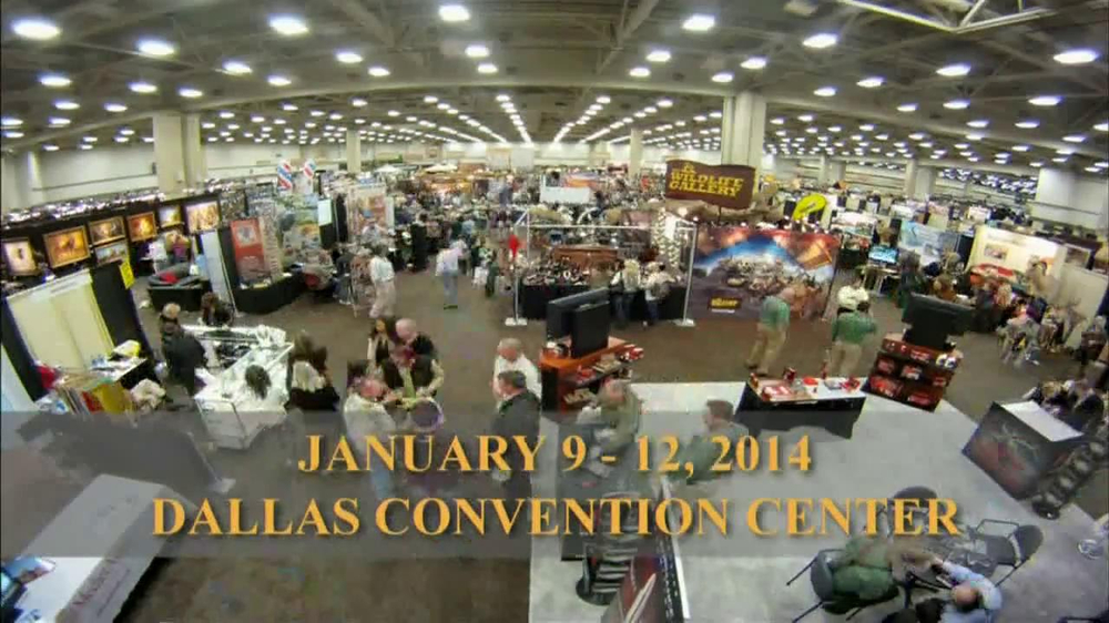 Dallas Safari Club Generations Convention & Sporting Expo TV Spot, 'Big' - Screenshot 6