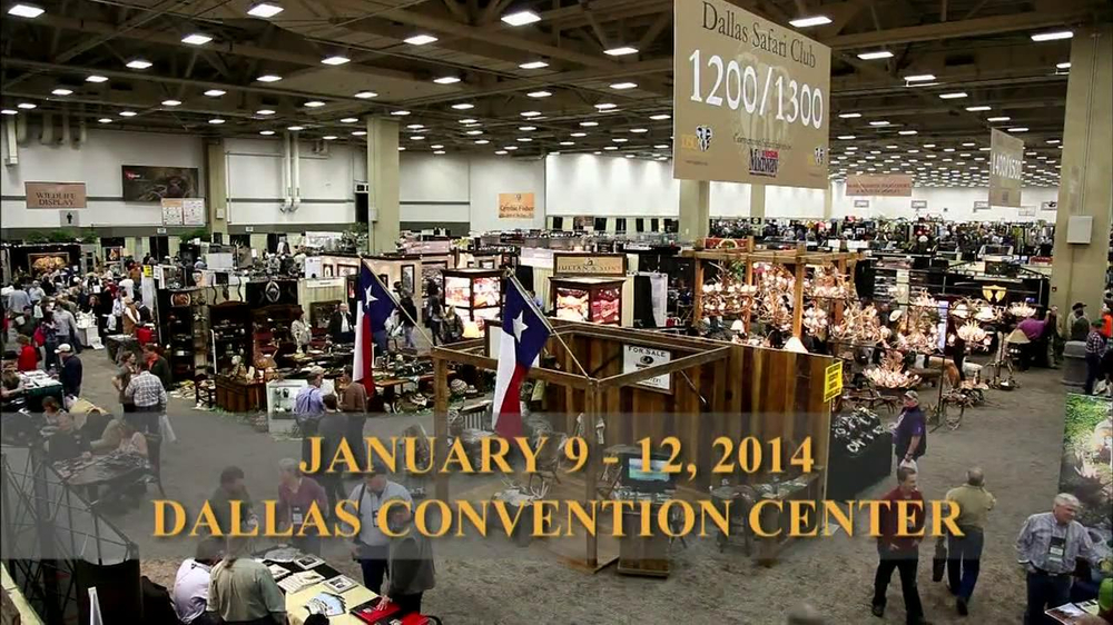 Dallas Safari Club Generations Convention & Sporting Expo TV Spot, 'Big' - Screenshot 7