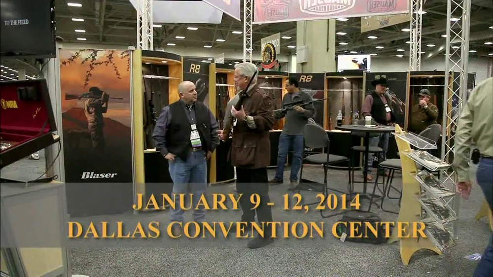 Dallas Safari Club Generations Convention & Sporting Expo TV Spot, 'Big' - Screenshot 8