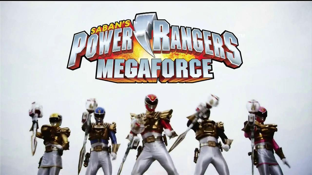 Power Rangers Megaforce Battle Fire Megazord TV Spot - Screenshot 1