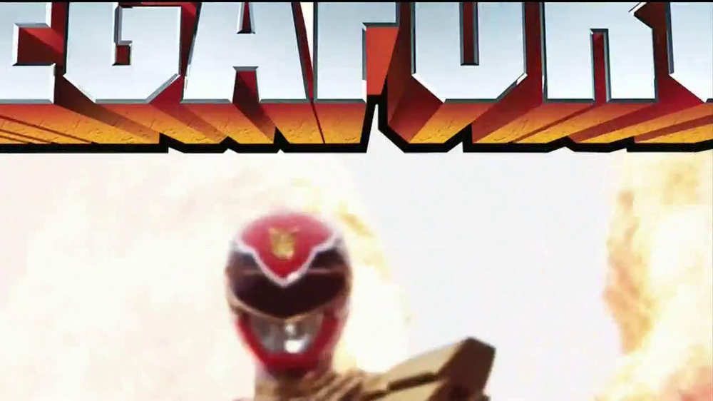 Power Rangers Megaforce Battle Fire Megazord TV Spot - Screenshot 2