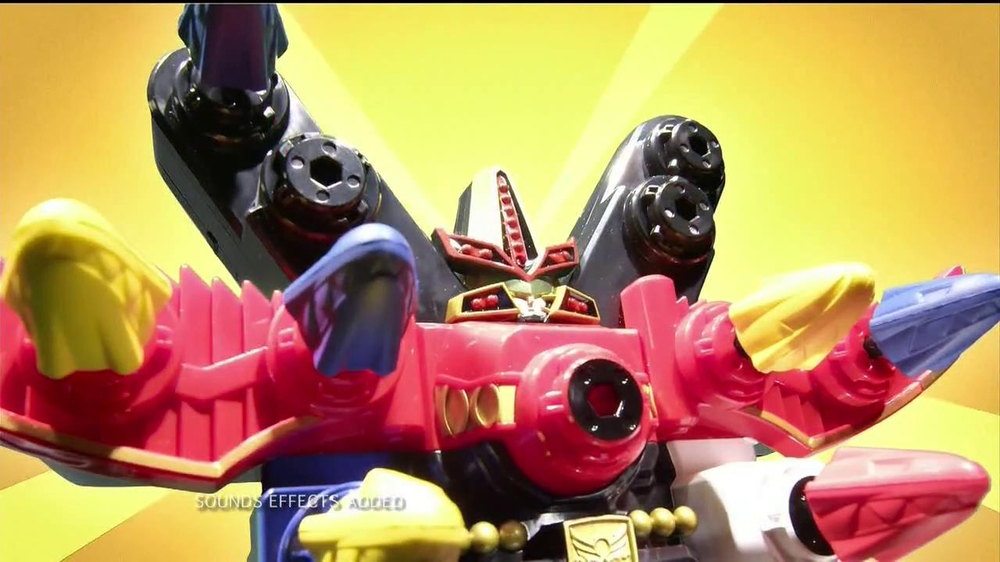 Power Rangers Megaforce Battle Fire Megazord TV Spot - Screenshot 4