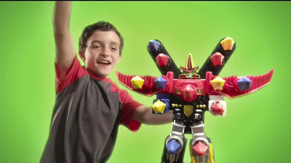 Power Rangers Megaforce Battle Fire Megazord TV Spot - Screenshot 6