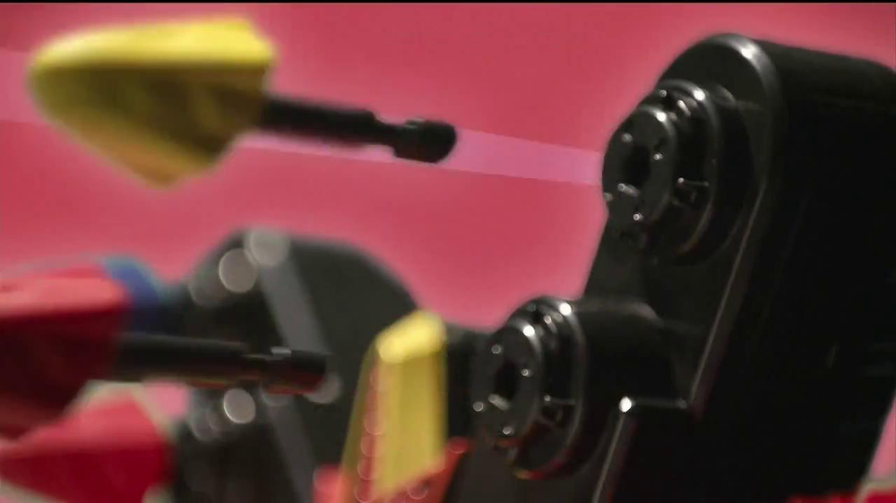 Power Rangers Megaforce Battle Fire Megazord TV Spot - Screenshot 7
