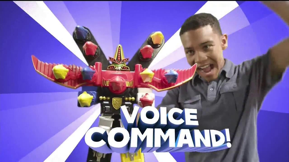Power Rangers Megaforce Battle Fire Megazord TV Spot - Screenshot 8
