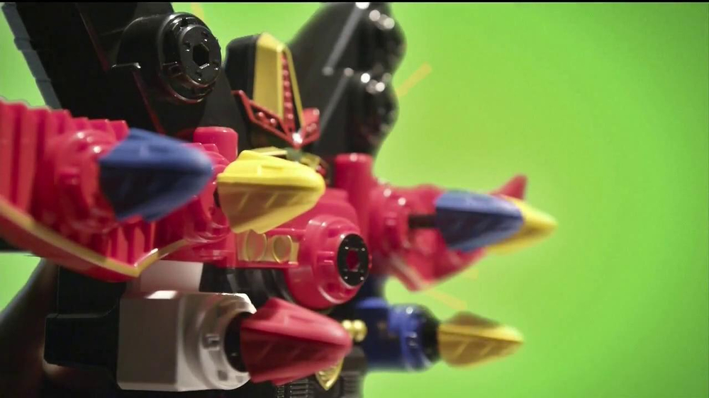 Power Rangers Megaforce Battle Fire Megazord TV Spot - Screenshot 9