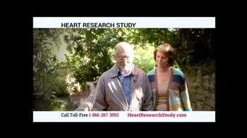 Heart Research Study TV Spot - Thumbnail 8