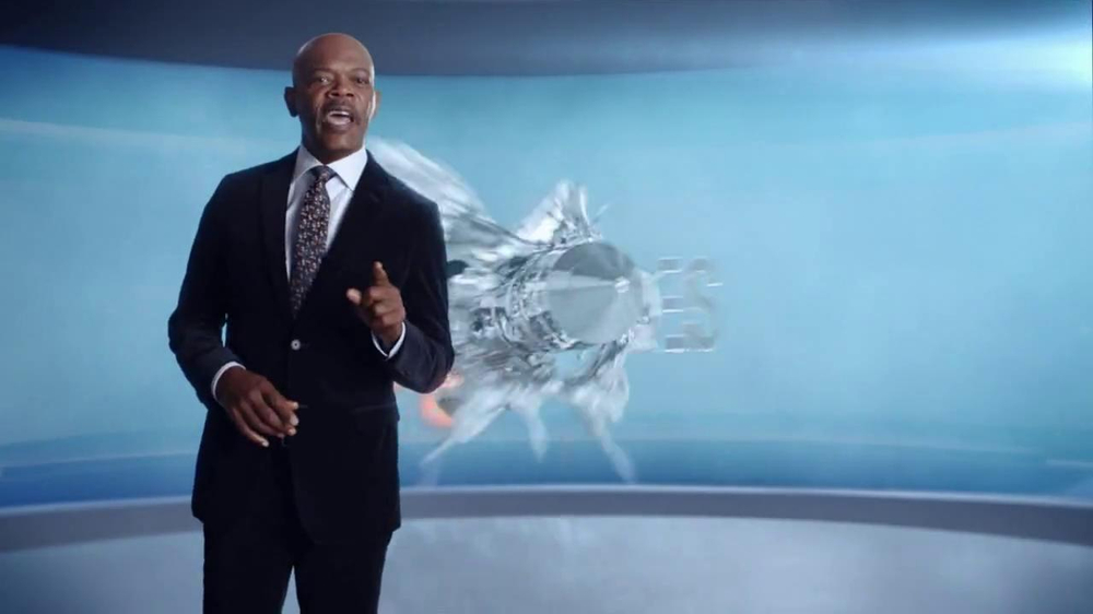 Capital One Quicksilver Cashback Card TV Spot Featuring Samuel L. Jackson - Screenshot 3