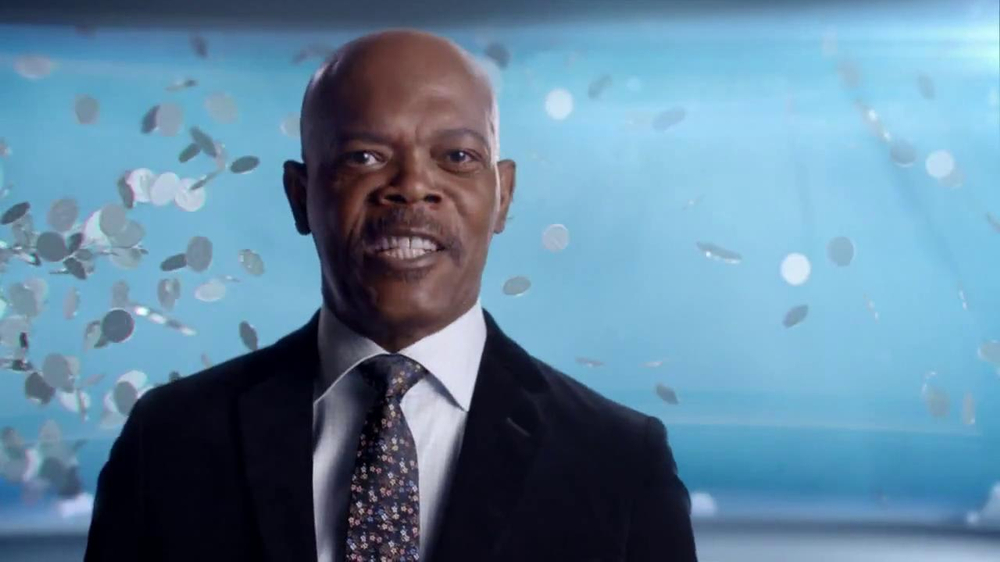 Capital One Quicksilver Cashback Card TV Spot Featuring Samuel L. Jackson - Screenshot 5