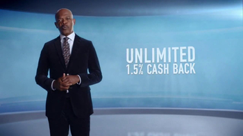 Capital One Quicksilver Cashback Card TV Spot Featuring Samuel L. Jackson - Thumbnail 8