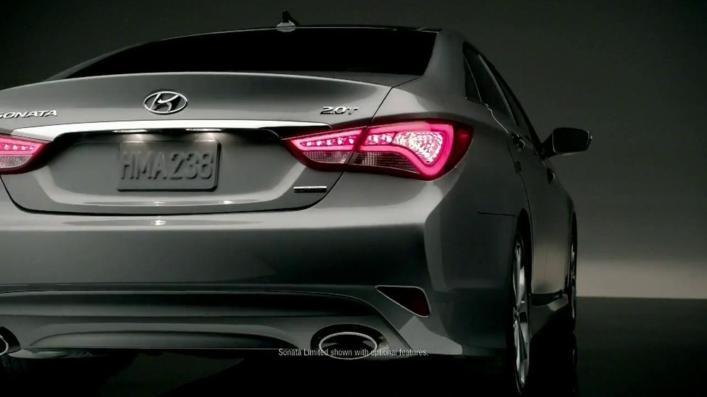Hyundai Sonata 20T Limited TV Spot, 'Attraction and Trust ...