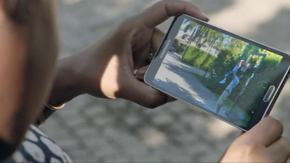 Samsung Galaxy TV Spot, 'At Home' Featuring LeBron James - Screenshot 8