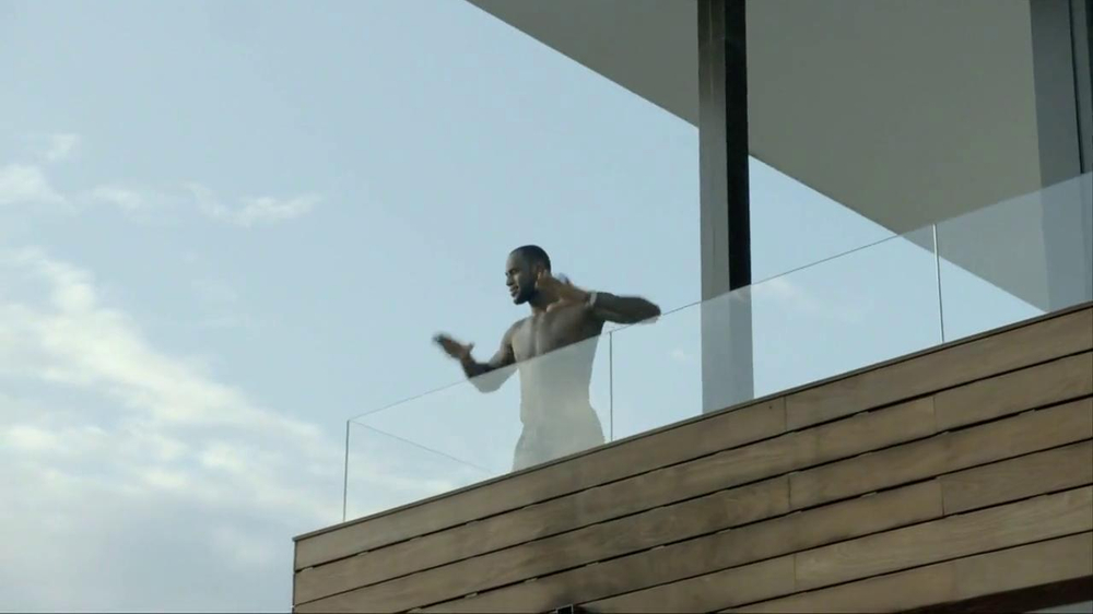 Samsung Galaxy TV Spot, 'At Home' Featuring LeBron James - Screenshot 2