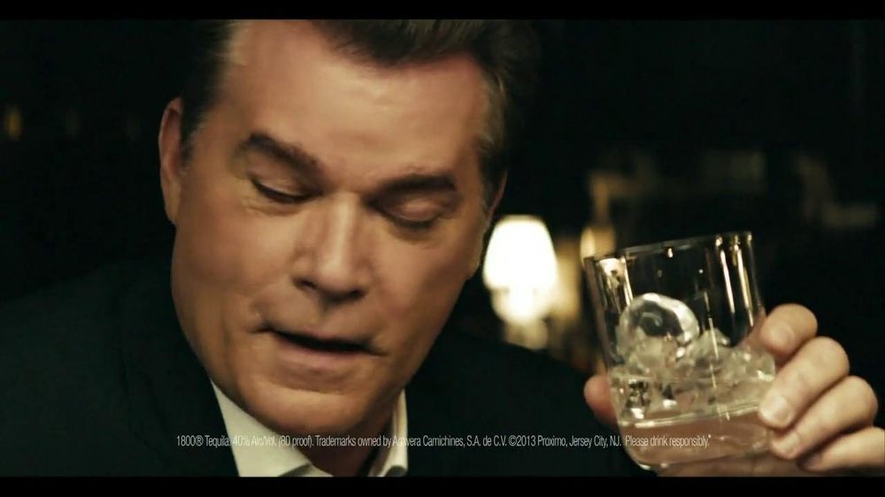 1800 Tequila Silver TV Spot, 'Kid Drinks' Featuring Ray Liotta - Screenshot 8