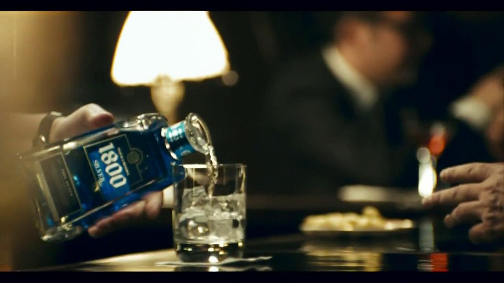 1800 Tequila Silver TV Spot, 'Kid Drinks' Featuring Ray Liotta - Screenshot 2