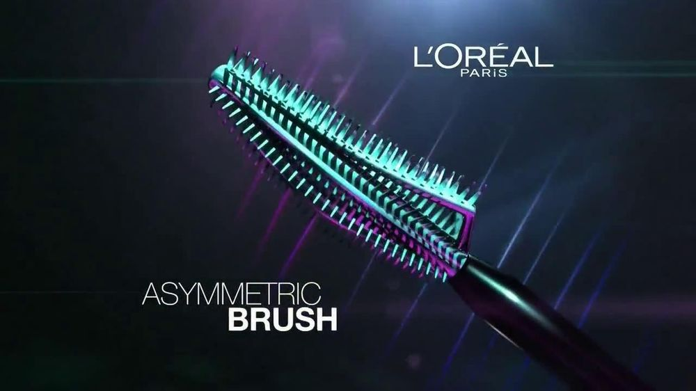L'Oreal Paris Voluminous Butterfly Mascara TV Spot - Screenshot 4