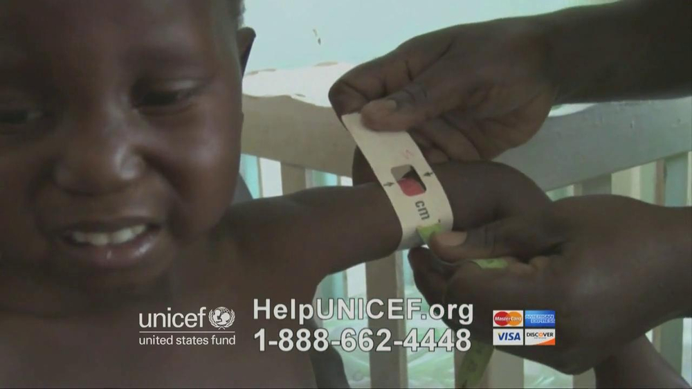 UNICEF TV Spot, 'Imagine' Featuring Alyssa Milano - Screenshot 7