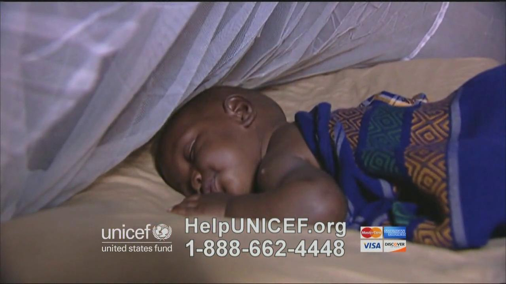UNICEF TV Spot, 'Imagine' Featuring Alyssa Milano - Screenshot 8