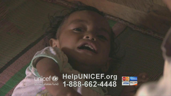 UNICEF TV Spot, 'Imagine' Featuring Alyssa Milano - Thumbnail 6